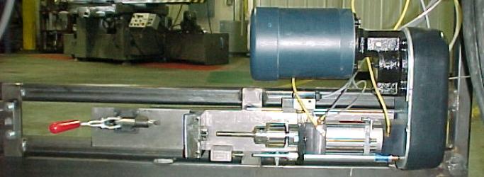 Una máquina para la perforación horizontal (en Inglés)