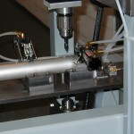 Drilling Both Sides of Tube