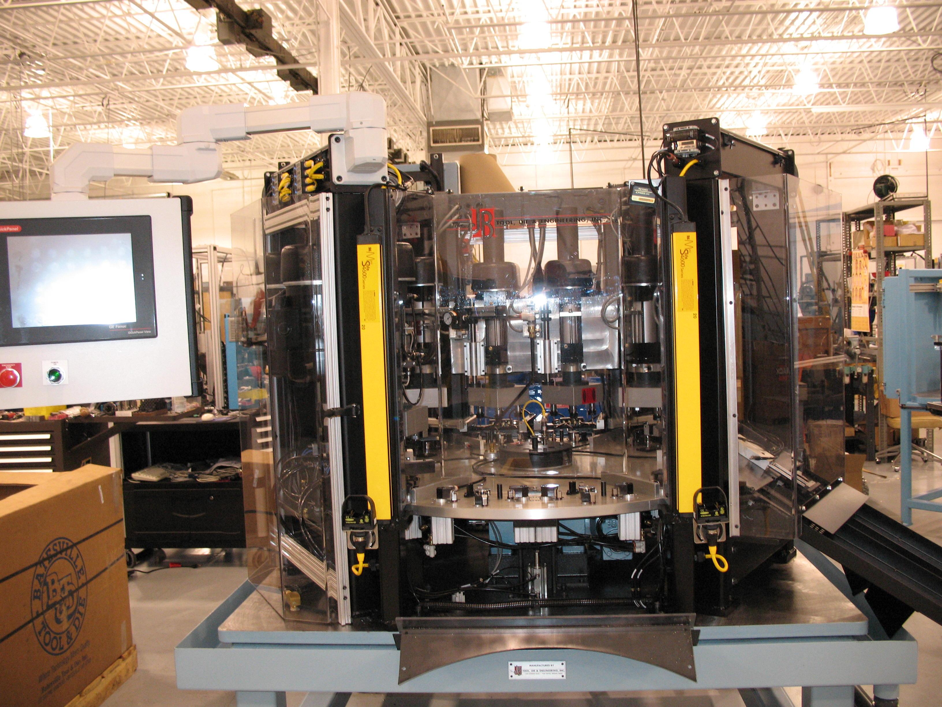 auto drill machine